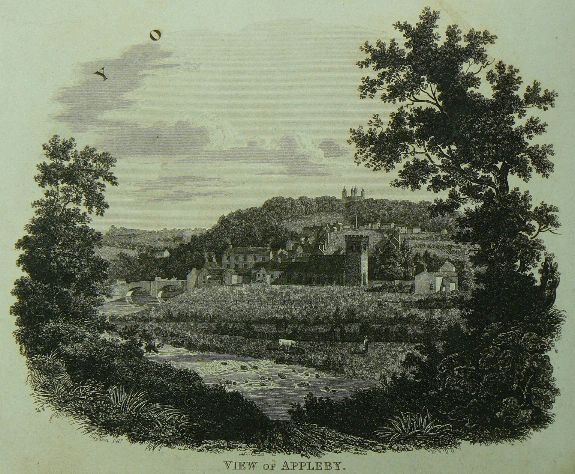 View of Appleby