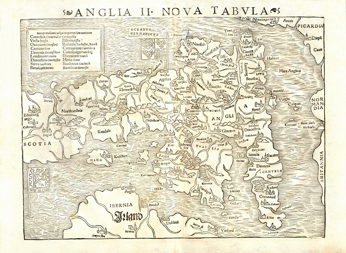 Map 1C 1540
