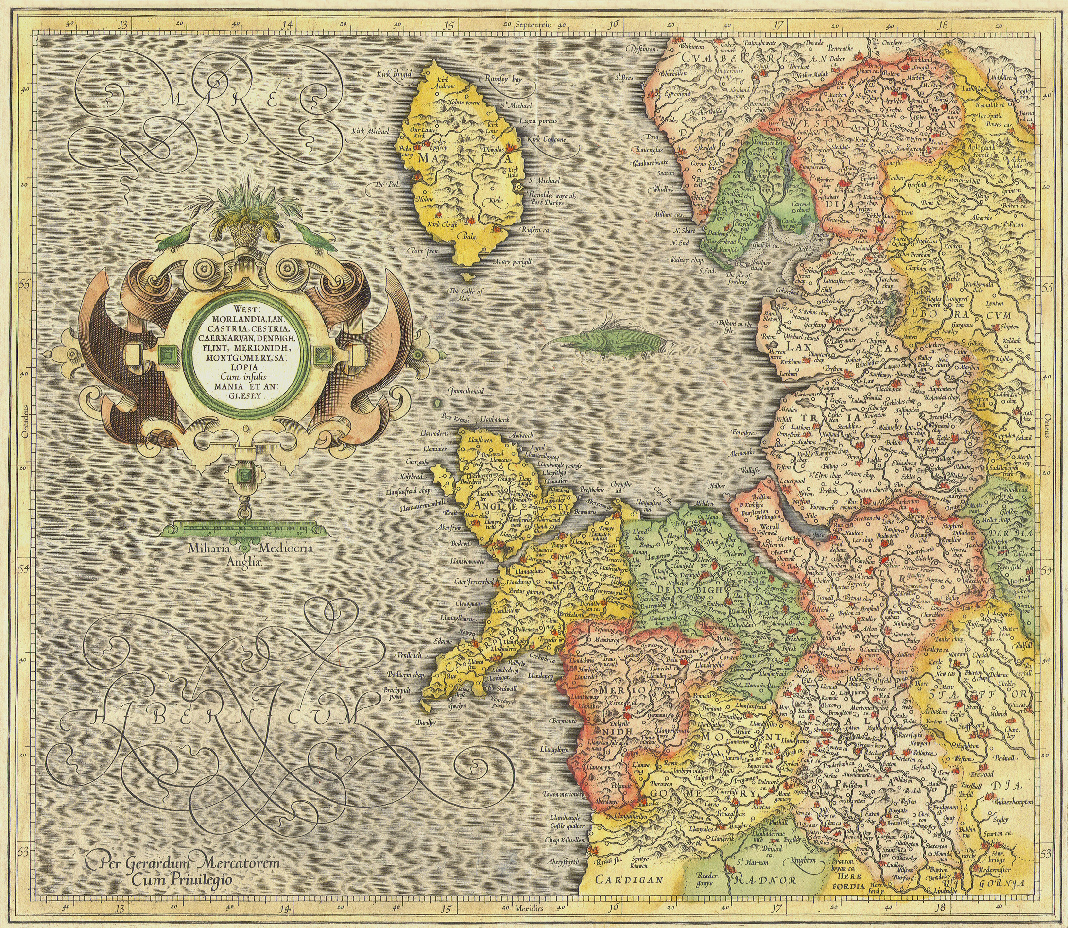 Map 2B 1595