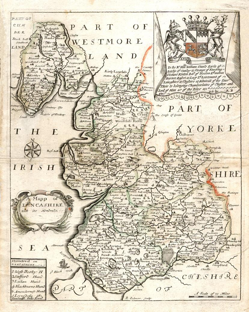 Map 3M 1681