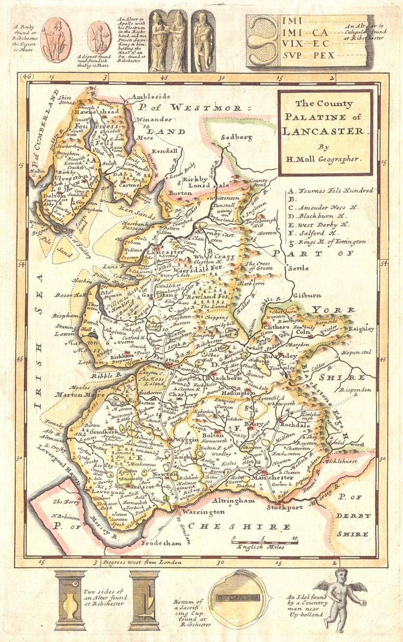 Map 4F 1724