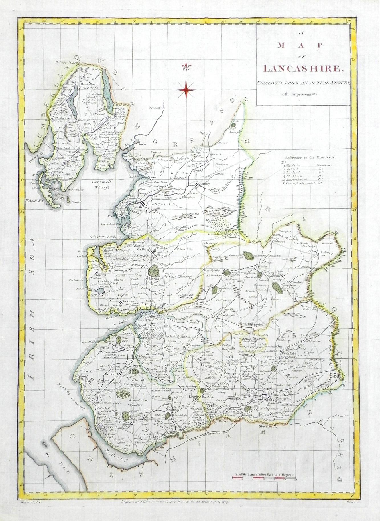 Map 5Q 1789